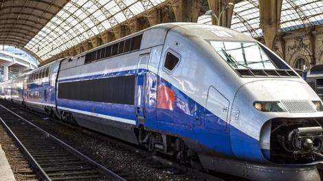 #EnfinUneBonneNouvelle : pour la première fois, un coeur à greffer a pris le TGV!