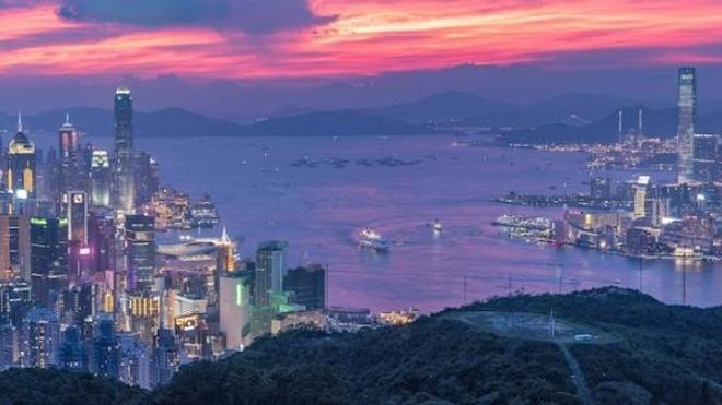 Hong-Kong face à une quatrième vague épidémique de covid