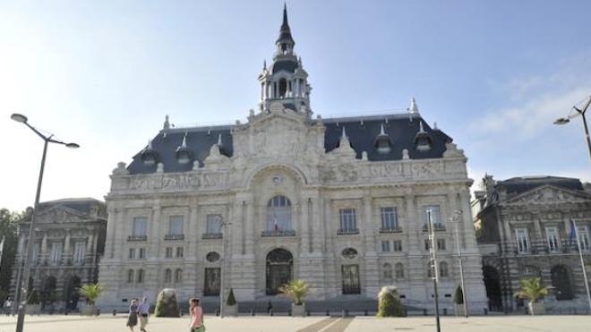 Hôtel de Ville de Roubaix ©Commons
