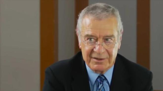 Jean-Bernard Fourtillan en décembre 2016.