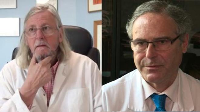 Didier Raoult et Christian Perronne visés par une plainte du Conseil de l'Ordre des Médecins