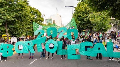 IVG : l'Argentine légalise l'avortement