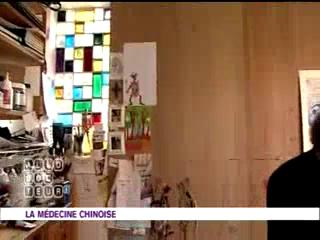 Vichenda a adopté la médecine chinoise pour son rapport particulier entre le corps et l'esprit