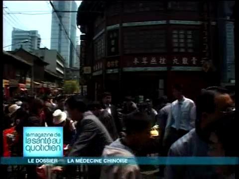 L'exemple de deux médecins qui pratiquent, en France, la médecine chinoise