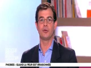 Marina Carrère d'Encausse et Benoît Thevenet expliquent les phobies.