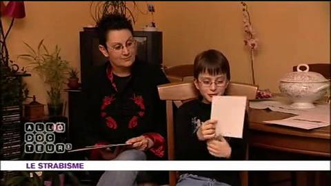Amélie, 7 ans, souffrait d'amblyopie jusqu'à ce qu'elle se fasse opérer...
