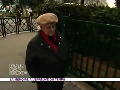 Françoise a décidé de muscler sa mémoire à l'aide d'exercices sur ordinateur