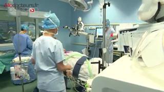 L'intervention chirurgicale contre la surdité liée à l'otospongiose