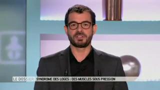 Marina Carrère d'Encausse et Benoît Thevenet expliquent le syndrome des loges