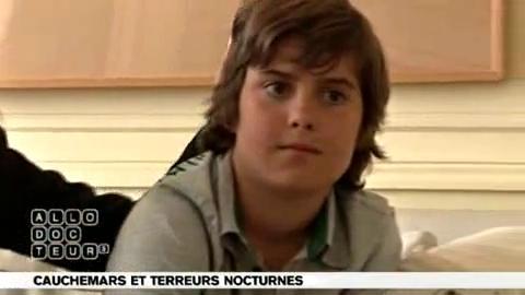 A 12 ans, Ulysse souffre de terreurs nocturnes depuis qu'il est petit. Aujourd'hui il bénéficie d'une prise en charge.