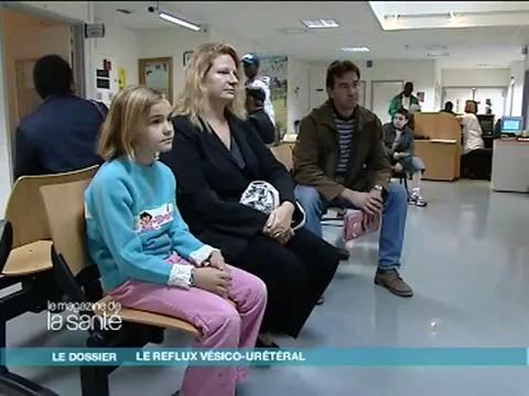 Marie-Lou, 8 ans, a été hospitalisée pour une inflammation des reins. Elle suit depuis une rééducation,..