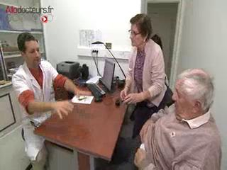 André, opéré en 2012, consulte pour faire le point sur sa stimulation.