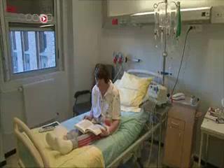 Denise bénéficie d'une chimiothérapie par folfirinox.