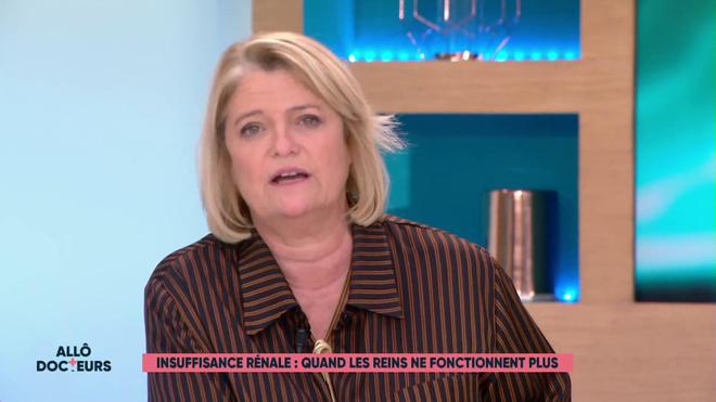 Marina Carrère d'Encausse et Philippe Charlier expliquent l'insuffisance rénale