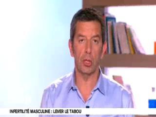 Benoît Thevenet et Michel Cymes expliquent l'infertilité masculine.