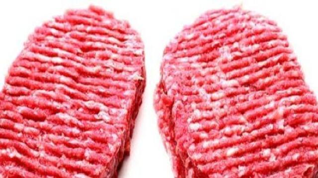 Rappel de steaks hachés contaminés par la bactérie E.coli