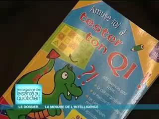 On trouve un grand nombre de livres ou de tests de QI dans le commerce, mais que valent-ils ?