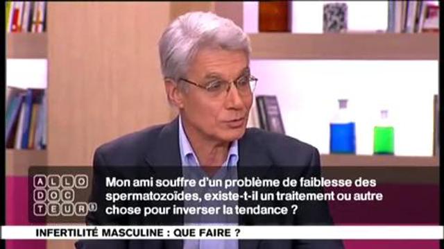 Infertilité masculine : une faiblesse des spermatozoïdes?