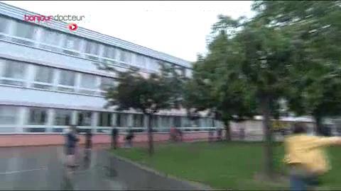Reportage dans une école primaire d'Arras, dans le Pas-de-Calais (62).