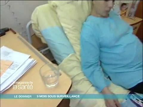 Malika est atteinte d'un diabète gestationnel qui peut être très dangereux si trop de sucre est transmis au fœtus.