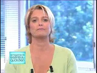 Marina Carrère d'Encausse et Michel Cymes décrivent le sein.