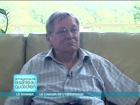 Comment vivent les patients après une opération de l'œsophage ?