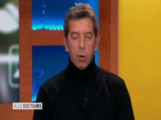 Marina Carrère d'Encausse et Michel Cymes expliquent la fracture du nez.