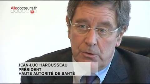 Entretien avec Jean-Luc Harousseau, président de la Haute Autorité de Santé (HAS)