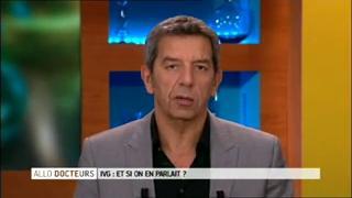 Michel Cymes et Marina Carrère d'Encausse expliquent l'IVG.
