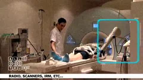 Comment se déroule l'IRM ?