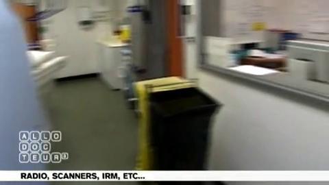 Comment se passe un scanner ?