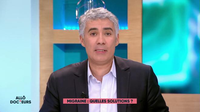 Régis Boxelé et Fabien Doguet expliquent les migraines