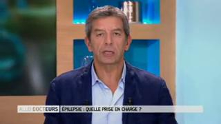 Marina Carrère d'Encausse et Michel Cymes expliquent l'épilepsie.