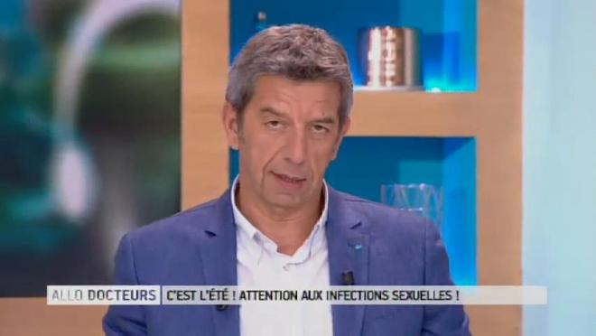 Marina Carrère d'Encausse et Michel Cymes expliquent les Infections Sexuellement Transmissibles (IST)