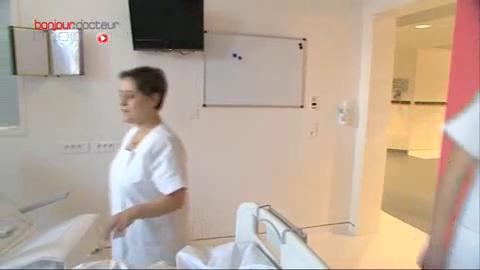 À l'hôpital, plusieurs systèmes permettent de soulager le travail du personnel soignant.