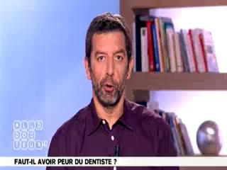Marina Carrère d'Encausse et Michel Cymes expliquent la peur du dentiste.