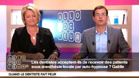 L'hypnose en médecine dentaire