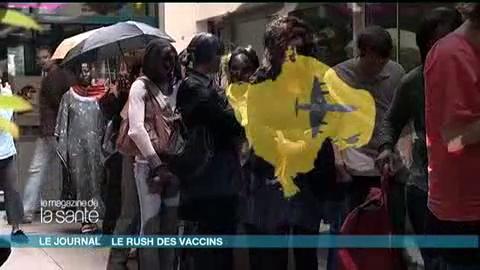 Qu'est-ce que le rush des vaccins ?