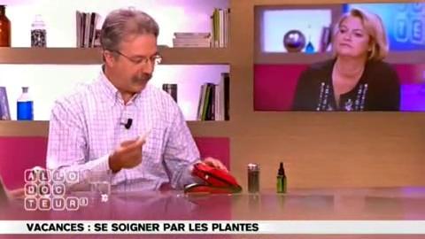 La trousse à pharmacie par le Dr Laurent Chevallier, botaniste