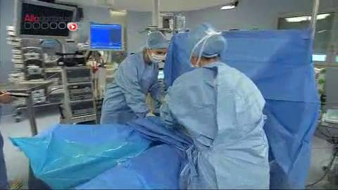 Coelioscopie : les images de cette technique de chirurgie