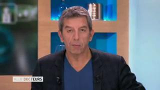 Benoît Thevenet et Michel Cymes présentent les intérêts de l'orthodontie pour les adultes.