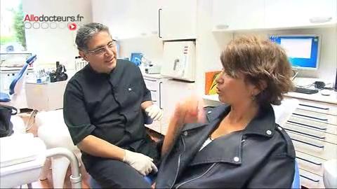 Les gouttières servent à aligner les dents.