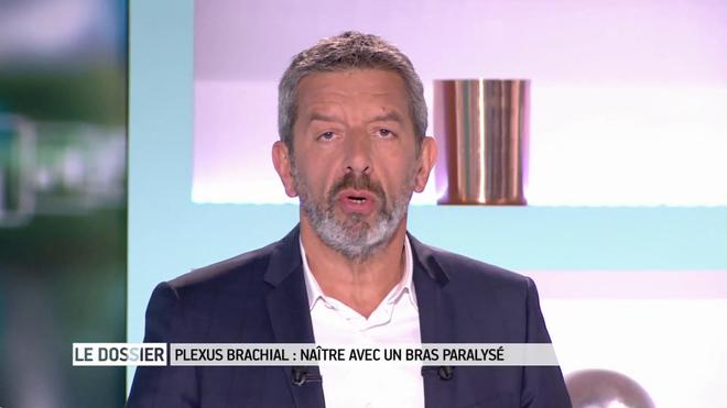Marina Carrère d'Encausse et Michel Cymes expliquent la paralysie du plexus brachial
