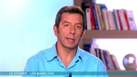 Marina Carrère d'Encausse et Michel Cymes expliquent la dermopigmentation.