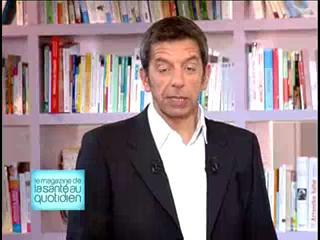 Marina Carrère d'Encausse et Michel Cymes expliquent le pontage coronarien.