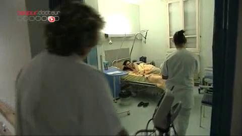 Reportage à l'hôpital Raymond Poincaré à Garches