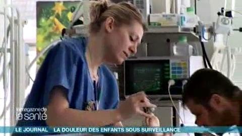 Comment sont prises en charge les douleurs post-opératoires des enfants ?