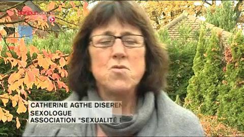 Catherine Agthe-Diserens est sexologue et présidente de l'association Sexualité et handicaps pluriels