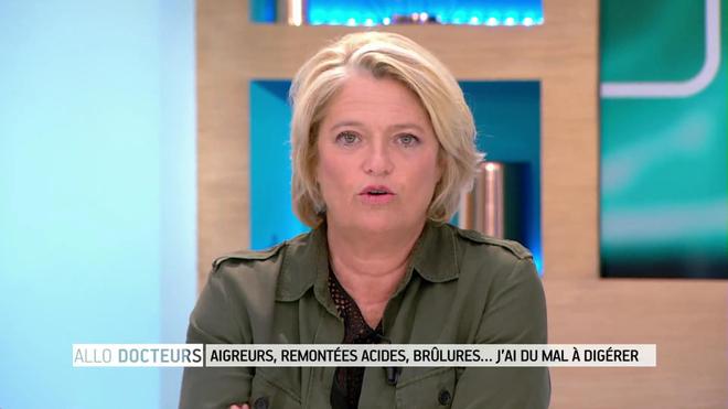 Marina Carrère d'Encausse et Antoine Piau expliquent la digestion