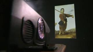 """Décryptage du tableau """"Le Pied bot"""" de José de Ribera"""